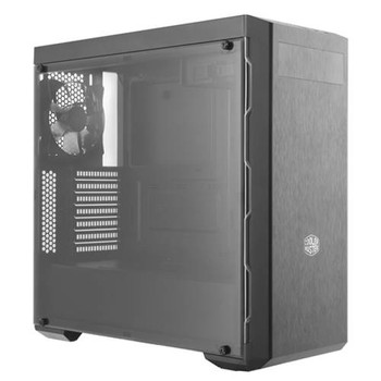 Image for Cooler Master MasterBox MB600L Windowed Mid-Tower ATX Case - Gun Metal AusPCMarket