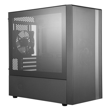 Image for Cooler Master MasterBox NR400 Tempered Glass Mid-Tower Micro-ATX Case AusPCMarket