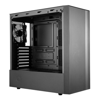 Cooler Master MasterBox NR600 Tempered Glass Mid-Tower ATX Case Product Image 2