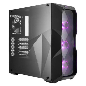 Image for Cooler Master MasterBox TD500 RGB ATX Mid-Tower Case AusPCMarket