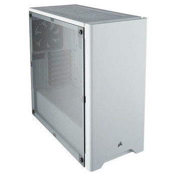 Corsair Carbide 275R Windowed Mid-Tower ATX Case - White Product Image 2