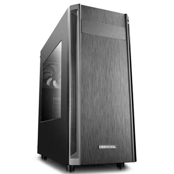 Image for Deepcool D-Shield V2 Windowed Mid-Tower ATX Case AusPCMarket