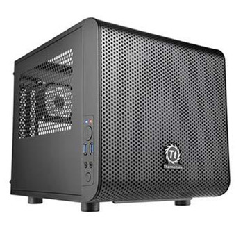 Image for Thermaltake Black Core V1 Mini-ITX Case AusPCMarket