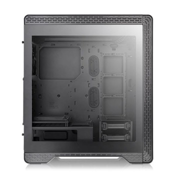 Thermaltake S500 Tempered Glass Mid-Tower ATX Case - Black Product Image 2