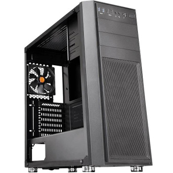 Image for Thermaltake Versa H26 Tempered Glass Mid-Tower ATX Case AusPCMarket