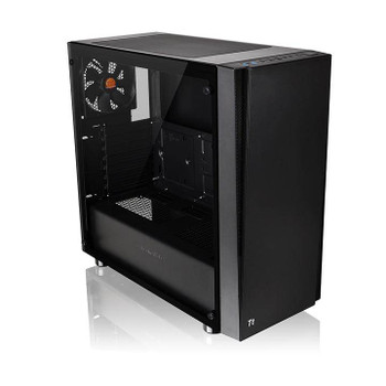 Thermaltake Versa J21 Tempered Glass Mid-Tower ATX Case Product Image 2