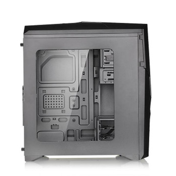 Thermaltake Versa N25 Windowed Mid-Tower ATX Case with 600W PSU Product Image 2