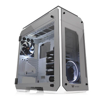 Image for Thermaltake View 71 Tempered Glass ATX Case - Snow Edition AusPCMarket