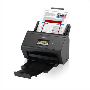 Brother ADS-2800W Desktop Scanner Product Image 2
