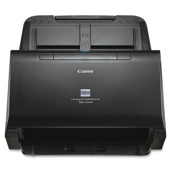 Canon imageFORMULA DR-C240 Compact Document Scanner Product Image 2