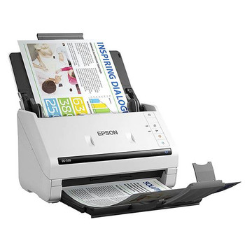 Image for Epson WorkForce DS-530 Flatbed A4 Colour Document Scanner AusPCMarket