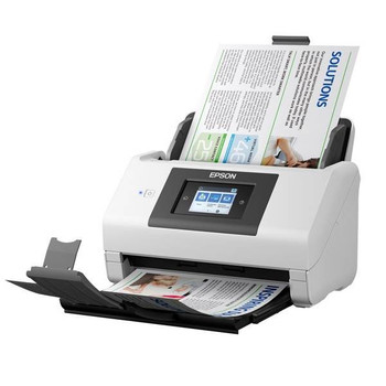 Image for Epson WorkForce DS-780N Sheet Feed Colour Document Scanner AusPCMarket
