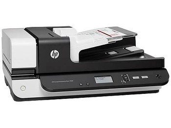 Image for HP Scanjet Enterprise Flow 7500 Flatbed Scanner AusPCMarket