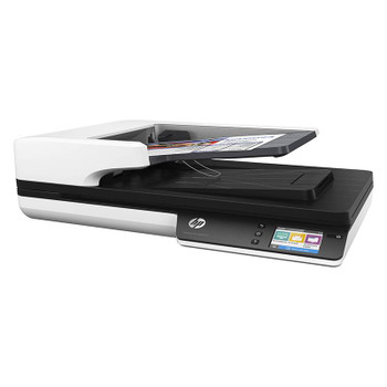 Image for HP ScanJet Pro 4500 fn1 Network Document Scanner AusPCMarket