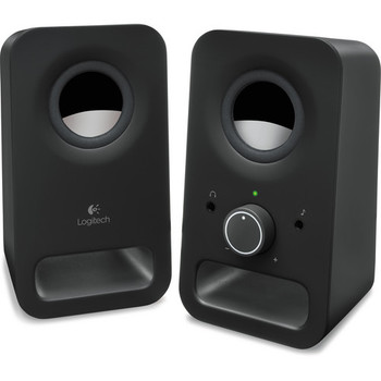Image for Logitech z150 Multimedia Speakers - Midnight Black AusPCMarket