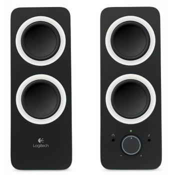 Image for Logitech Z200 2.0 Speakers - Black AusPCMarket