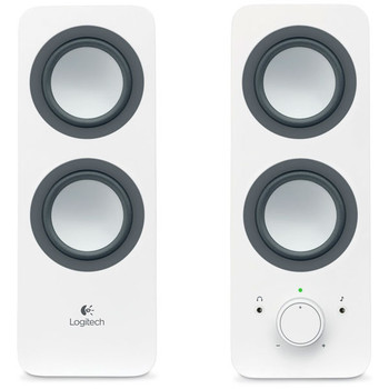Image for Logitech Z200 Multimedia Speakers - Snow White AusPCMarket