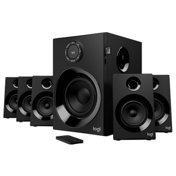 Logitech Z607 5.1 Surround Sound Speaker System with Bluetooth Product Image 2