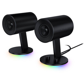 Image for Razer Nommo 2.0 Chroma RGB Wired Gaming Speakers AusPCMarket