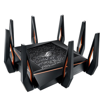 Image for Asus ROG Rapture GT-AX11000 Tri-Band 802.11ax WIFI 6 Gaming Router AusPCMarket