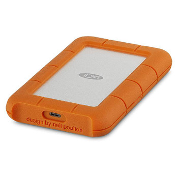 LaCie 2TB Rugged USB 3.1 Gen 1 Type-C External Portable Hard Drive Product Image 2