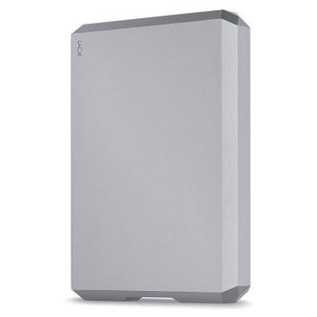 Image for LaCie 4TB Mobile Drive USB 3.1 Type-C Portable Hard Drive - Space Grey AusPCMarket