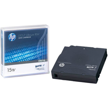 Image for HP StoreEver LTO-7 Ultrium 15000 15TB RW Tape Cartridge AusPCMarket