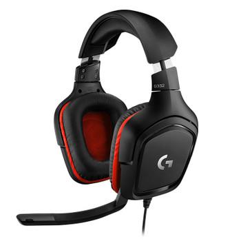 Image for Logitech G332 Stereo Gaming Headset AusPCMarket