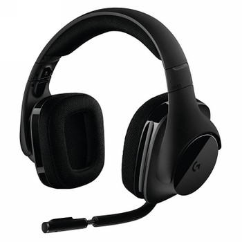 Image for Logitech G533 DTS 7.1 Surround Wireless Gaming Headset AusPCMarket
