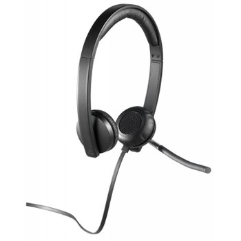 Image for Logitech H650E On-ear Stereo Headset AusPCMarket
