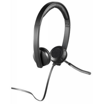 Image for Logitech H650E On-ear Stereo Headset AusPCMarket