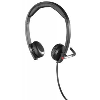 Logitech H650E On-ear Stereo Headset Product Image 2