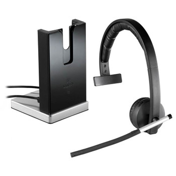 Image for Logitech H820E Wireless Mono Headset AusPCMarket