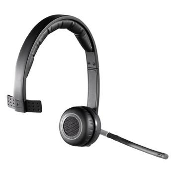 Logitech H820E Wireless Mono Headset Product Image 2