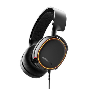 Image for SteelSeries Arctis 5 Gaming Headset 2019 Edition - Black AusPCMarket