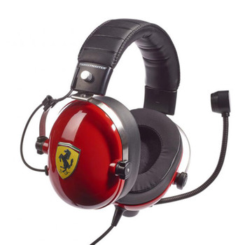 Thrustmaster T-RACING Scuderia Ferrari Edition Gaming Headset Product Image 2