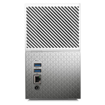 Western Digital WD My Cloud Home Duo 16TB Dual-Drive Personal Cloud Storage NAS Product Image 2