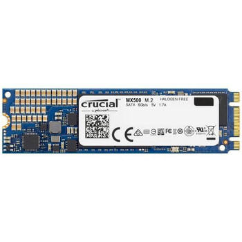Image for Crucial MX500 500GB M.2 Type 2280 SATA III SSD AusPCMarket