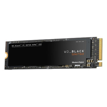Image for Western Digital WD Black SN750 2TB NVMe M.2 (2280) PCIe 3x4 3D NAND SSD - without heatsink AusPCMarket
