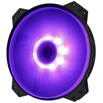 Image for Cooler Master MasterFan 200 RGB Fan AusPCMarket