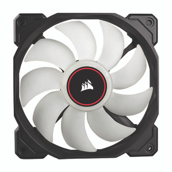 Corsair AF Series AF120 LED (2018) 120mm Fan - Red - 3 Pack Product Image 2