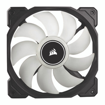 Corsair AF Series AF120 LED (2018) 120mm Fan - White - 3 Pack Product Image 2
