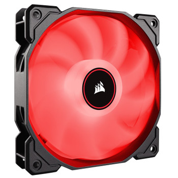 Image for Corsair Air Series AF140 LED (2018) Low Noise 140mm Fan - Red AusPCMarket