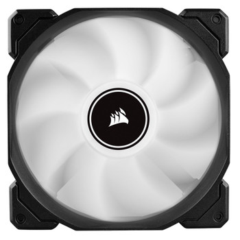 Corsair Air Series AF140 LED (2018) Low Noise 140mm Fan - White Product Image 2