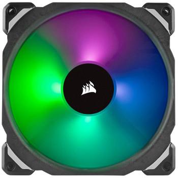 Image for Corsair ML140 PRO RGB LED 140mm Magnetic Levitation Fan AusPCMarket