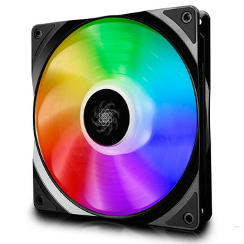Image for Deepcool CF 140 140mm A-RGB LED Case Fan AusPCMarket