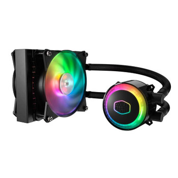 Image for Cooler Master MasterLiquid ML120R ARGB AIO Liquid CPU Cooler AusPCMarket