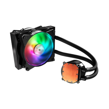 Cooler Master MasterLiquid ML120R ARGB AIO Liquid CPU Cooler Product Image 2