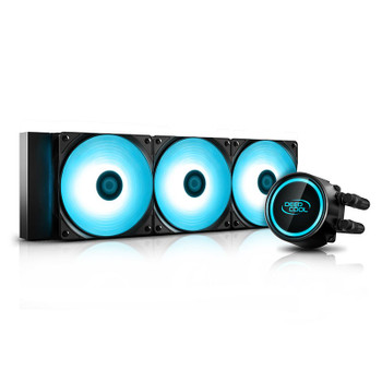 Image for Deepcool Gammaxx L360 V2 RGB AIO CPU Liquid Cooler AusPCMarket