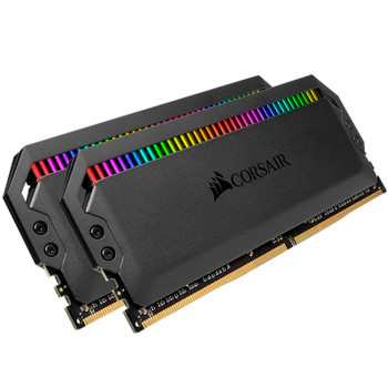Corsair Dominator Platinum RGB 16GB (2x 8GB) DDR4 3200MHz Memory AMD Product Image 2